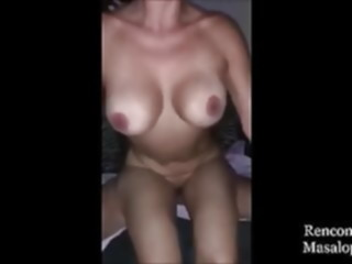 amateur Husband records his wife.. blowjob